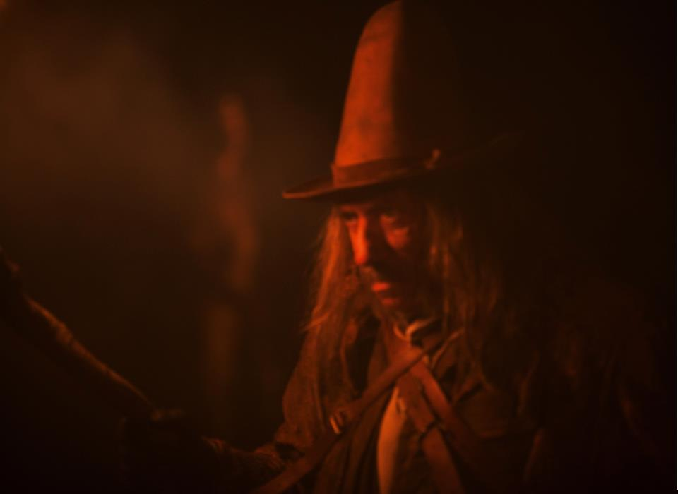 Sid Haig in The Lords of Salem