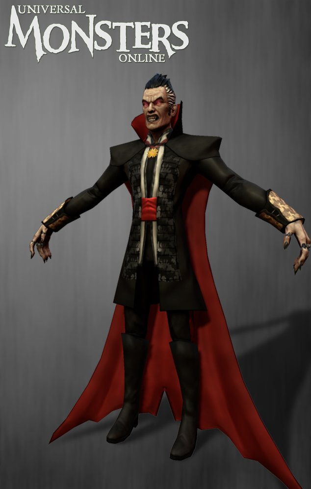 Games: Universal Monsters Make Their Way Online ...