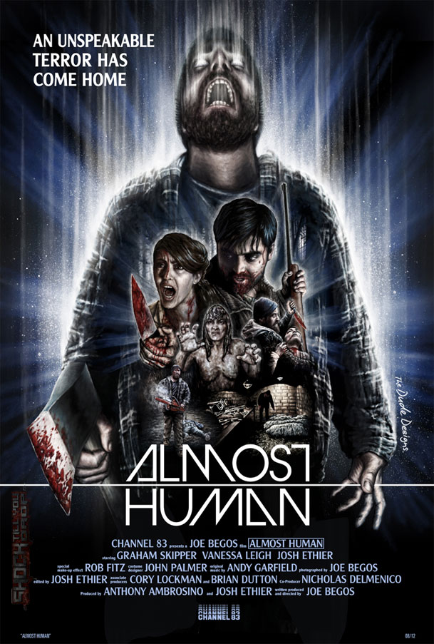 Fantastic Fest Review: Almost Human