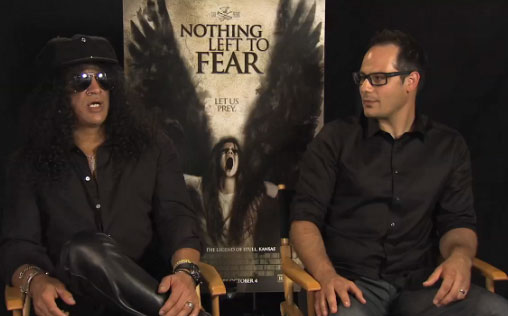 Slash talks Nothing Left to Fear