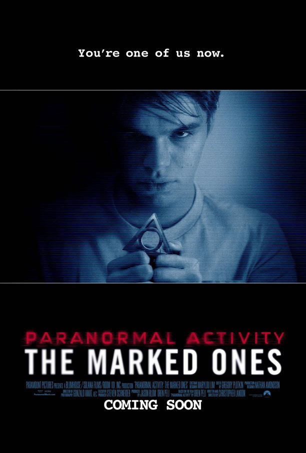 Paranormal Activity: The Marked Ones Version 2