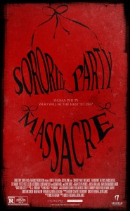 Sorority Party Massacre Teaser Poster