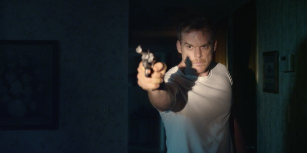 Michael C. Hall Cold in July