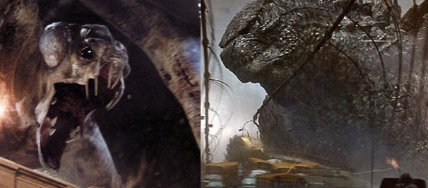 Editorial: Let's Look at Godzilla vs. Cloverfield ...