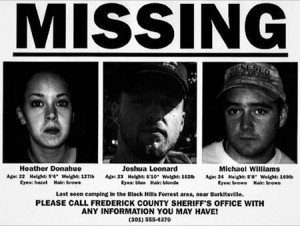 The Blair Witch Project - Missing