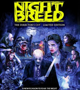 Scream Factory Nightbreed Director's Cut