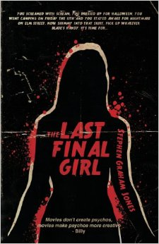 The Last Final Girl book
