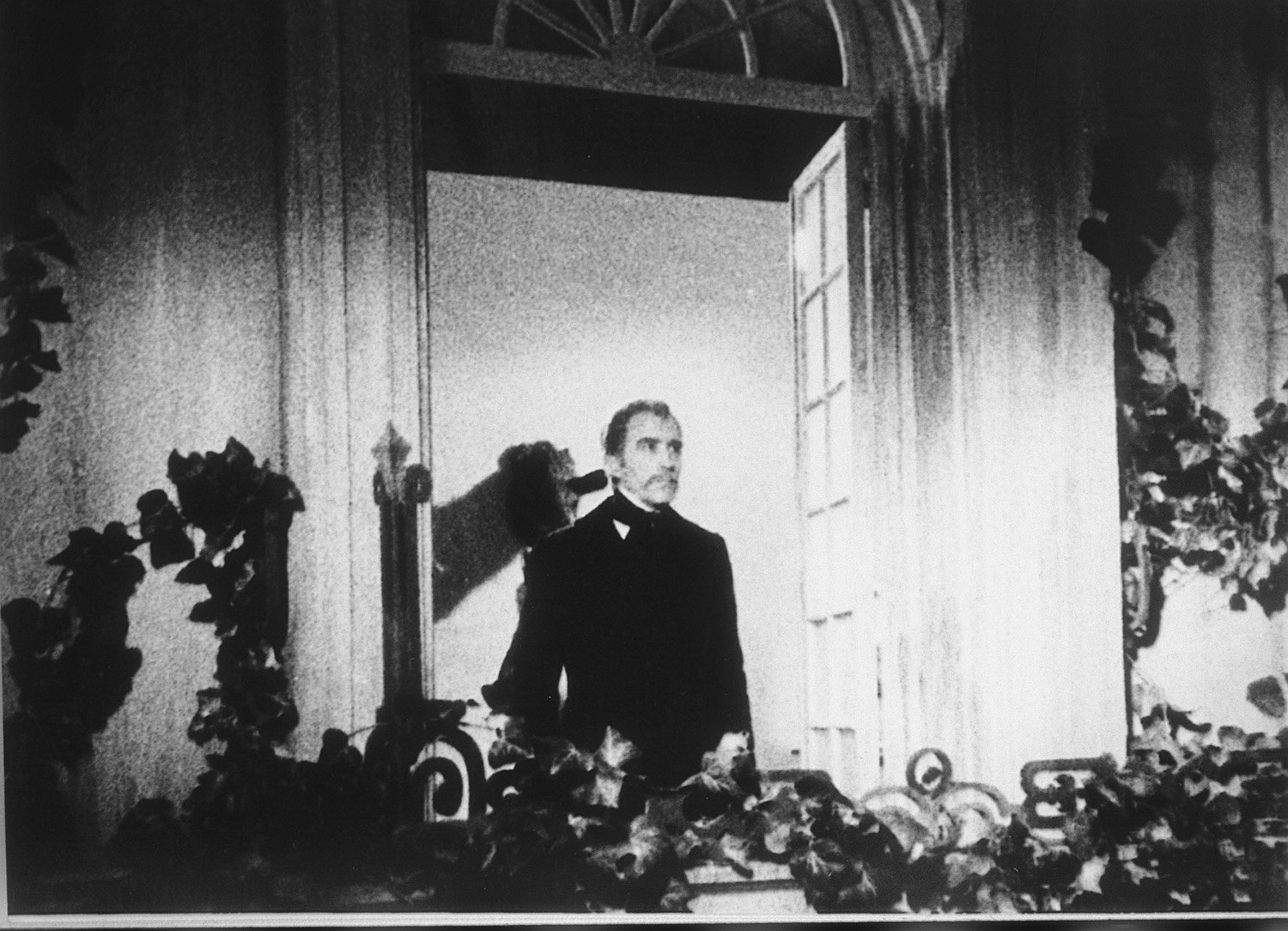 3 Clips From Spanish Christopher Lee Experimental Film ...