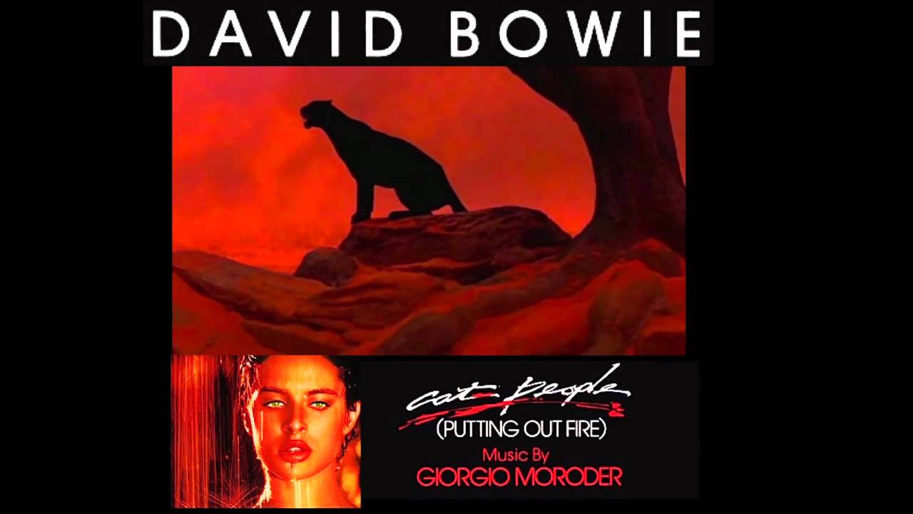Cat People Vs Inglourious Basterds Who Used David Bowies Cat