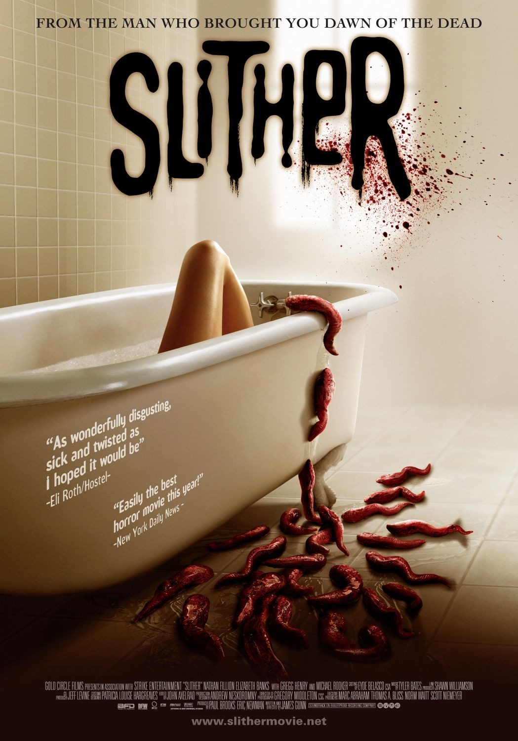 15 Outstanding Horror Movie Posters From 2000-2010