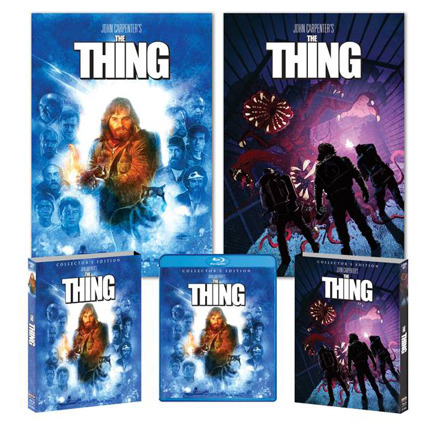 Scream Factory's The Thing Blu-ray Collector's Edition Delayed