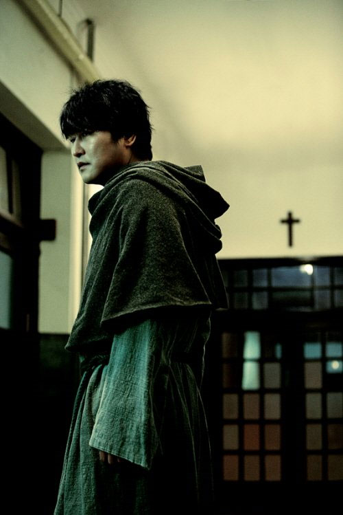 Song Kang-ho in Park Chan-Wook's Thirst