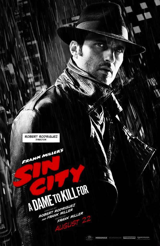 'Sin City: A Dame to Kill For' Red Band Trailer, New ...