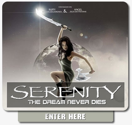 Serenity - The Dream Never Dies
