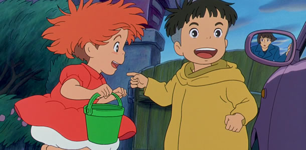'Ponyo' Movie Review | RopeofSilicon