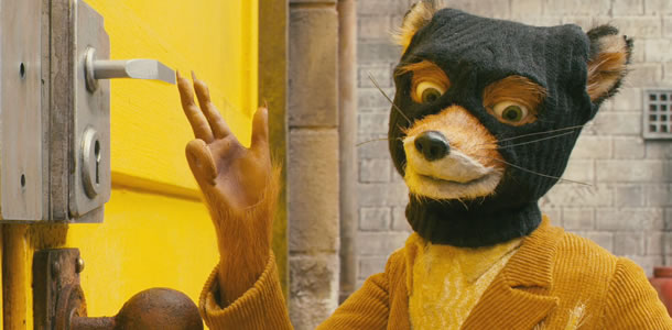 a Dialogue For Mr He Not to mention Kiley Your Opossum, From The particular The silver screen, Superb Mr. Fox