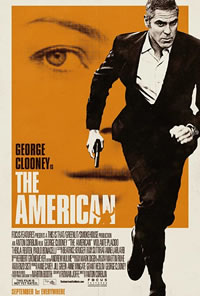 'The American' Movie Poster