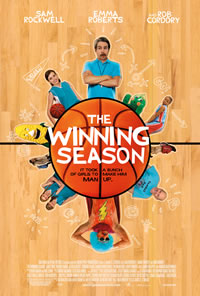 'The Winning Season' Movie Poster