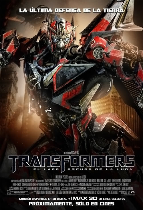 Sentinel Prime Featured in New 'Transformers 3 ... Shia Labeouf Instagram