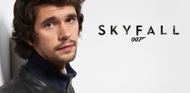 Ben Whishaw Q Skyfall James Bond