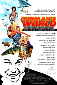 Cormans World: Exploits of a Hollywood Rebel poster