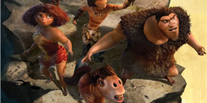First Look at The Croods