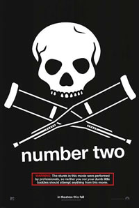 Jackass Number Two Movie Review