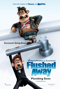 Flushed Away Movie Review