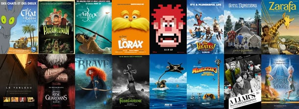 2013 Oscar Predictions: Best Animated Feature