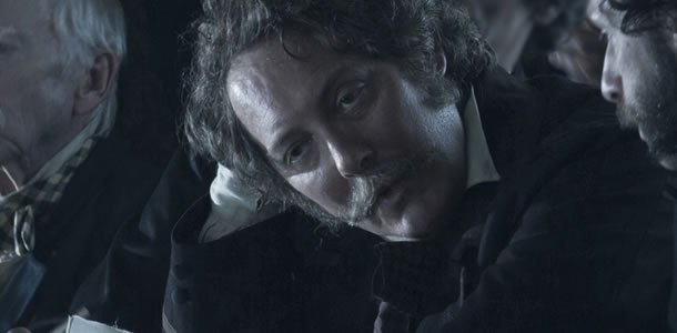 James Spader in Lincoln