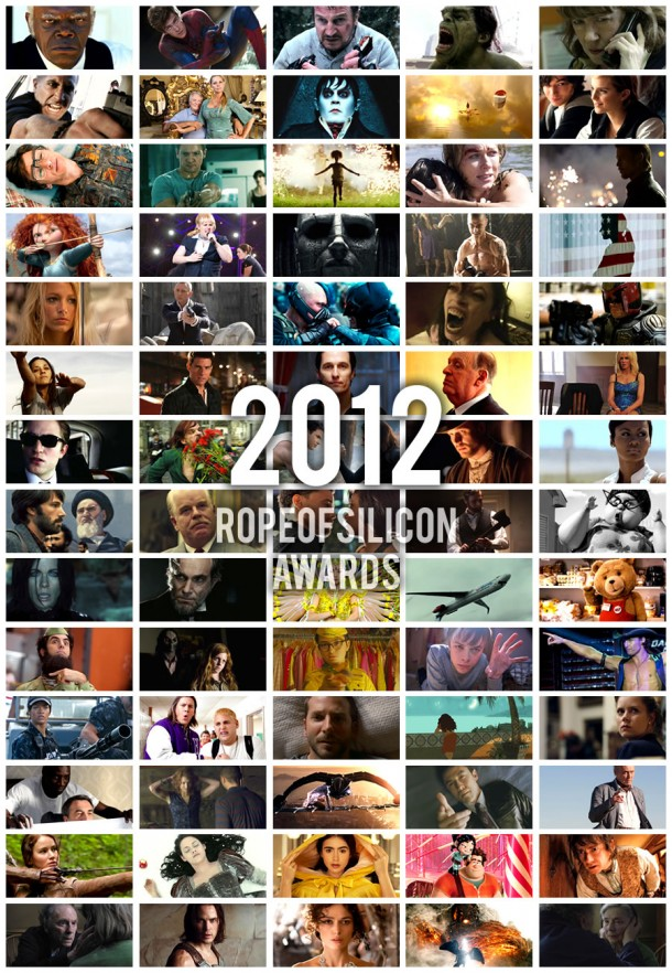 2012 RopeofSilicon Awards Poster