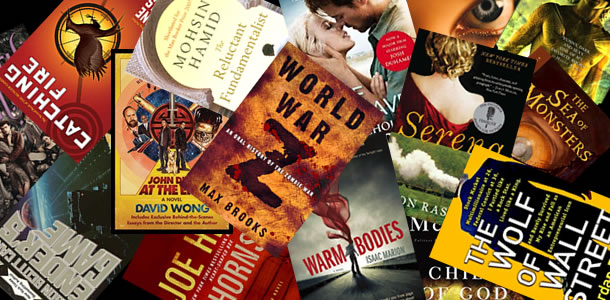26 Books to Read in Preparation for the Movies of 2013 [Part Two]