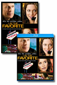 Lay the Favorite on DVD Blu-ray today