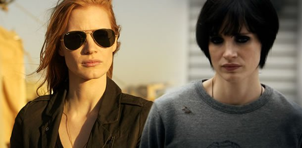 Weekend Box-Office: Jessica Chastain at #1 and #2 While Wahlberg and Schwarzenegger Suffer Defeats