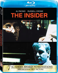 The Insider on DVD Blu-ray today