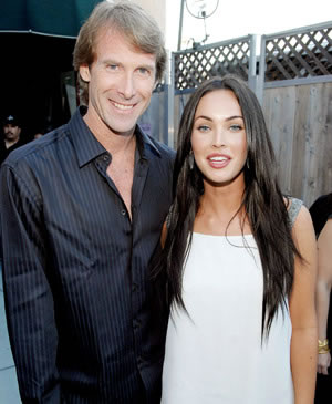 Michael Bay / Megan Fox