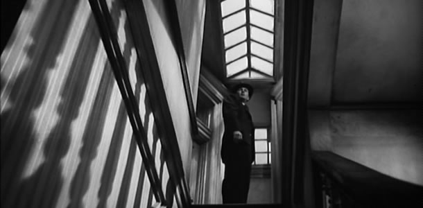 John Garfield in Force of Evil