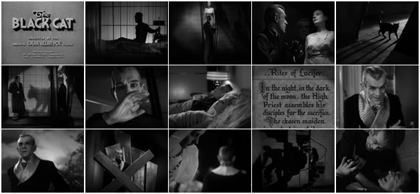 Foraging For Subtext: The Black Cat (1934)