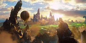 Oz the Great and Powerful box office