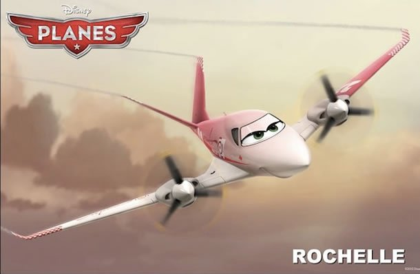 Julia Louis-Dreyfus will voice Rochelle in Planes