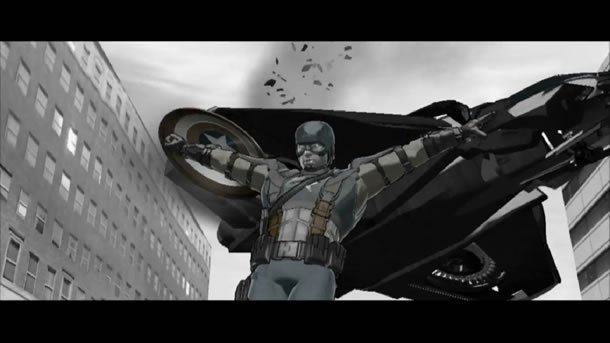 Captain America: The Winter Soldier Concept Art #3