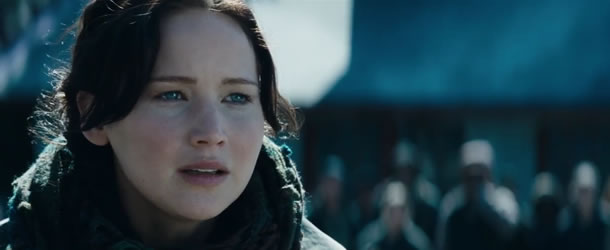 The Hunger Games: Catching Fire teaser trailer