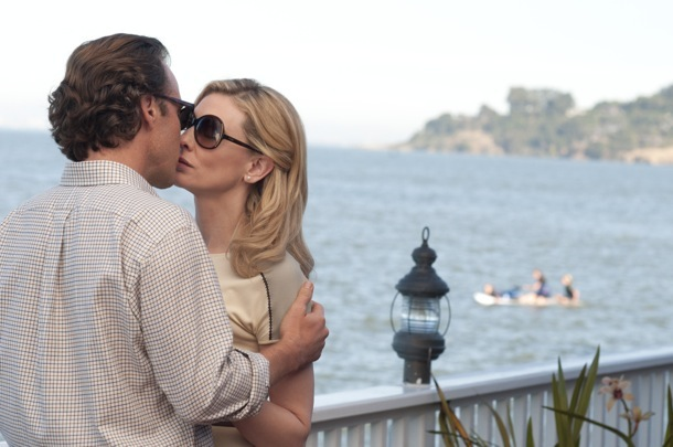 Peter Sarsgaard and Cate Blanchett in Blue Jasmine