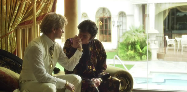 Behind the Candelabra making of