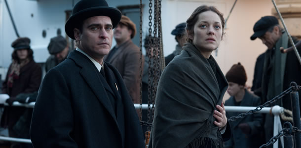 The Immigrant movie review - Cannes Film Festival