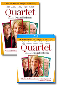 Quartet on DVD Blu-ray today