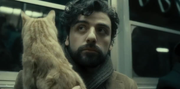 The list of Oscar Isaac movies continues with Inside Llewyn Davis.