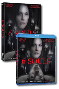 6 Souls on DVD Blu-ray today