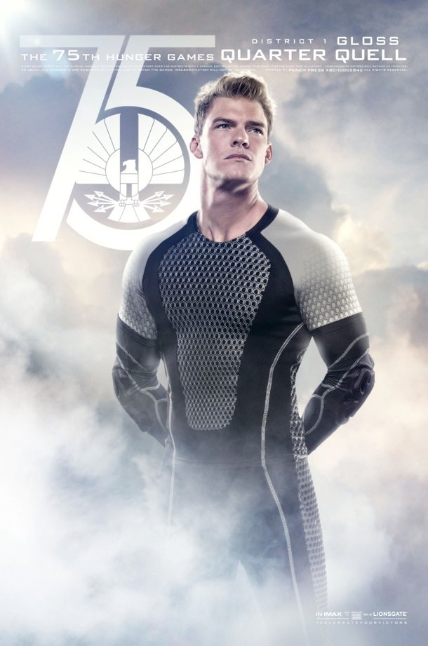 11 New 'Hunger Games: Catching Fire' Quarter Quell Posters ...