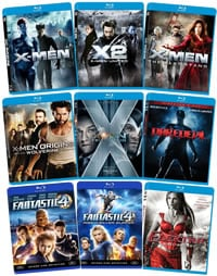 Marvel Blu-ray Deal
